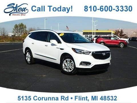 2019 Buick Enclave for sale at Jamie Sells Cars 810 in Flint MI