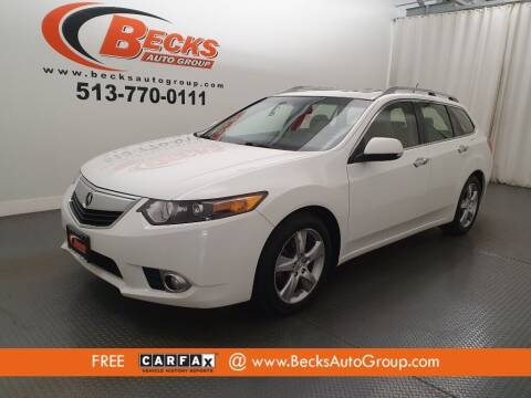 2012 Acura TSX Sport Wagon for sale at Becks Auto Group in Mason OH