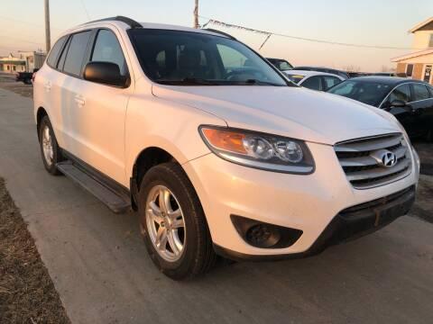 2012 Hyundai Santa Fe for sale at Wyss Auto in Oak Creek WI