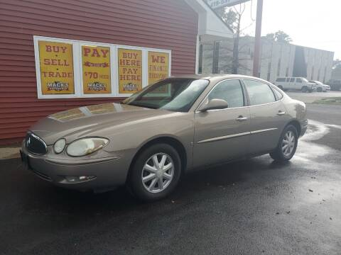 2006 Buick LaCrosse for sale at Mack's Autoworld in Toledo OH