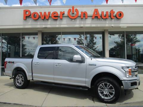 2018 Ford F-150 for sale at Power On Auto LLC in Monroe NC