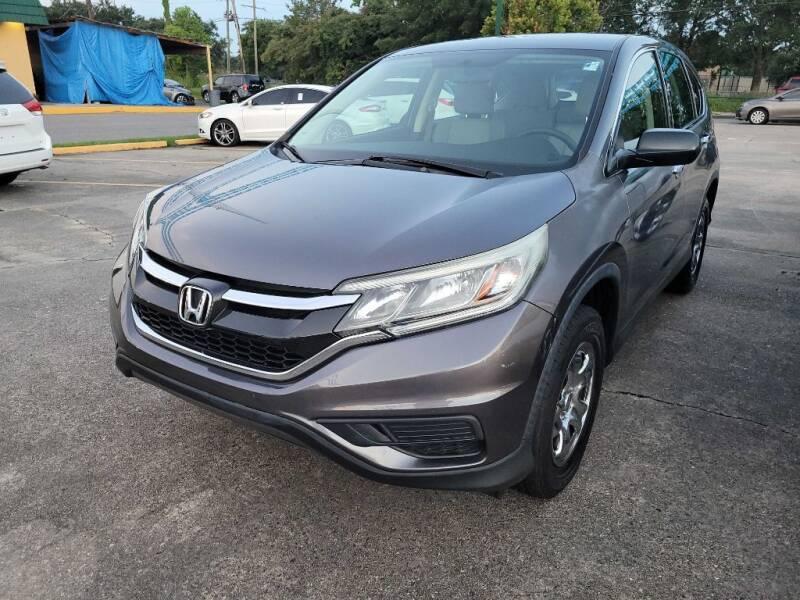 2016 Honda CR-V for sale at Southeast Auto Inc in Baton Rouge LA
