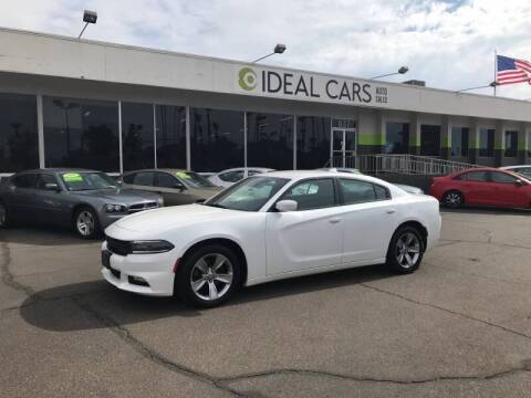 2015 Dodge Charger for sale at Ideal Cars East Mesa in Mesa AZ