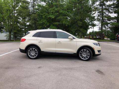 2016 Lincoln MKX for sale at St. Louis Used Cars in Ellisville MO