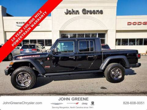 2020 Jeep Gladiator for sale at John Greene Chrysler Dodge Jeep Ram in Morganton NC
