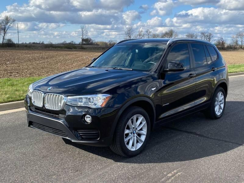 2017 BMW X3 for sale at Geneva Motorcars LLC in Delavan WI