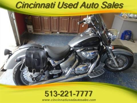 2005 Suzuki Boulevard  for sale at Cincinnati Used Auto Sales in Cincinnati OH