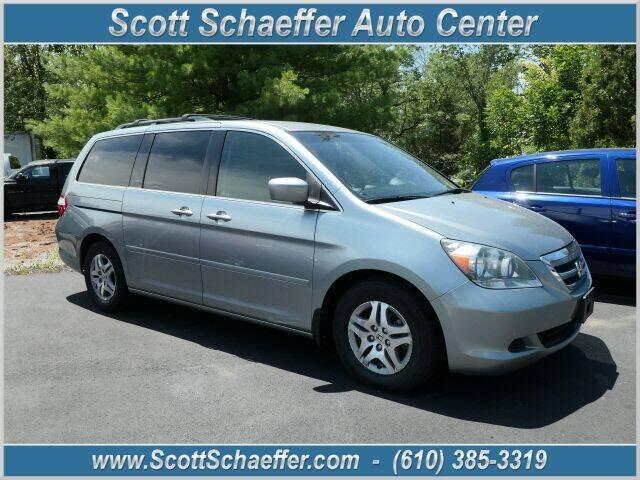 2007 Honda Odyssey for sale at Scott Schaeffer Auto Center in Birdsboro PA
