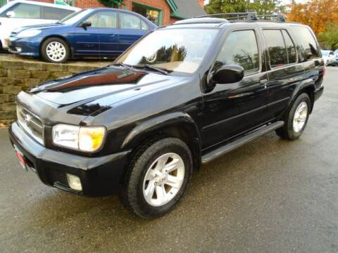 2003 Nissan Pathfinder for sale at Carsmart in Seattle WA
