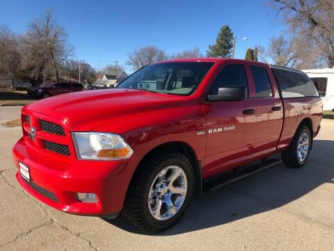 2012 RAM Ram Pickup 1500 for sale at Spady Used Cars in Holdrege NE