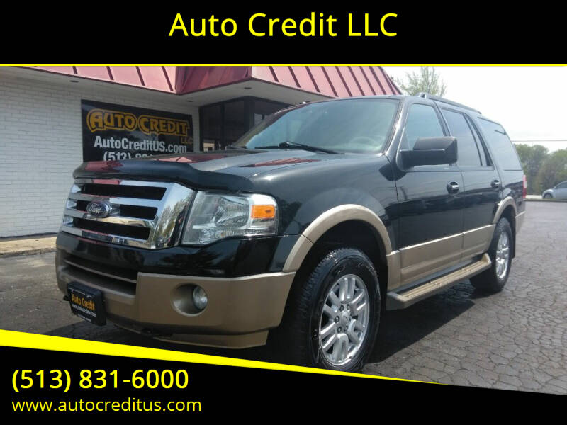 2012 Ford Expedition for sale at Auto Credit LLC in Milford OH