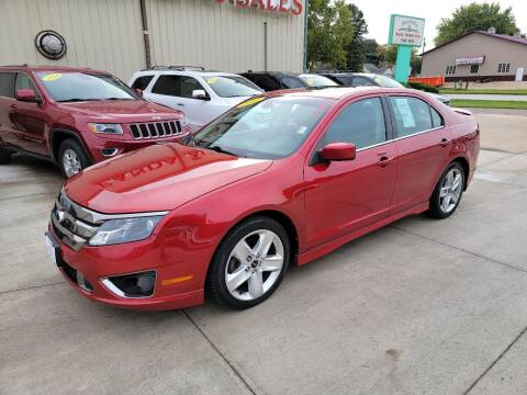 2012 Ford Fusion for sale at De Anda Auto Sales in Storm Lake IA