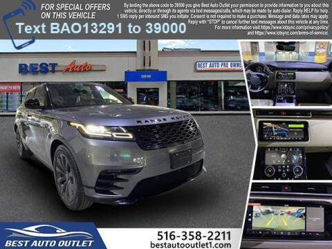 2018 Land Rover Range Rover Velar for sale at Best Auto Outlet in Floral Park NY