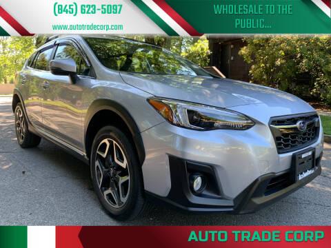 2019 Subaru Crosstrek for sale at AUTO TRADE CORP in Nanuet NY