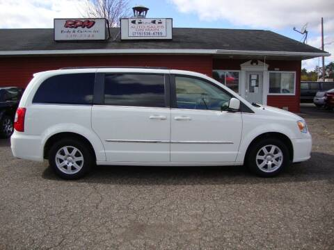 2012 Chrysler Town and Country for sale at G and G AUTO SALES in Merrill WI