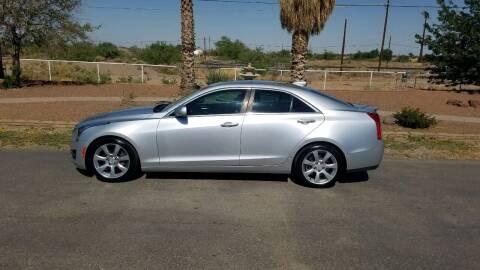 2015 Cadillac ATS for sale at Ryan Richardson Motor Company in Alamogordo NM