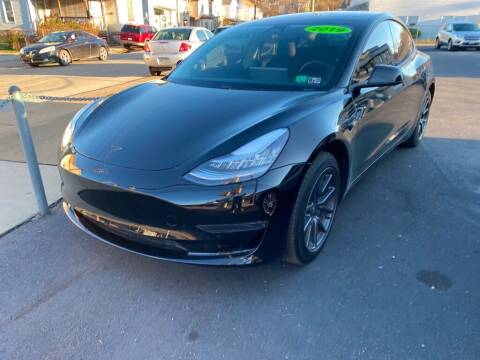2019 Tesla Model 3 for sale at Sisson Pre-Owned in Uniontown PA