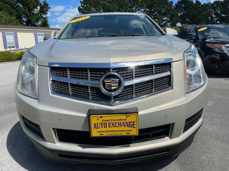 2012 Cadillac SRX for sale at East Carolina Auto Exchange in Greenville NC