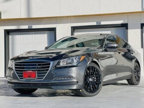2017 Genesis G80 for sale at Avanesyan Motors in Orem UT