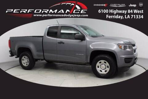2018 Chevrolet Colorado for sale at Auto Group South - Performance Dodge Chrysler Jeep in Ferriday LA