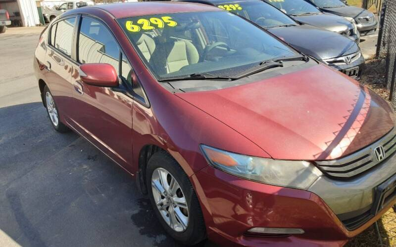 2010 Honda Insight for sale at Mathews Used Cars, Inc. in Crawford GA