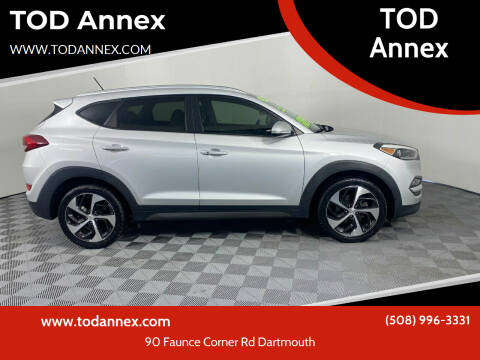 2016 Hyundai Tucson for sale at TOD Annex in North Dartmouth MA