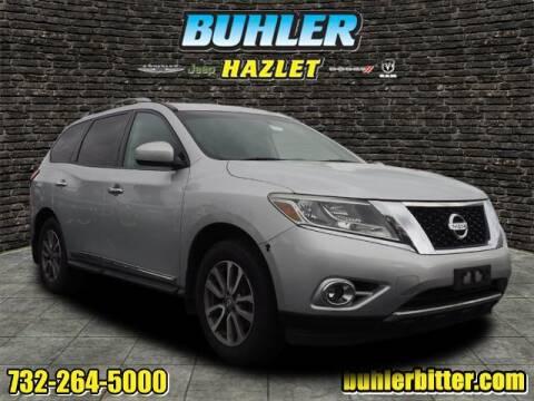 2014 Nissan Pathfinder for sale at Buhler and Bitter Chrysler Jeep in Hazlet NJ