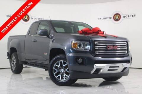 2015 GMC Canyon for sale at INDY'S UNLIMITED MOTORS - UNLIMITED MOTORS in Westfield IN