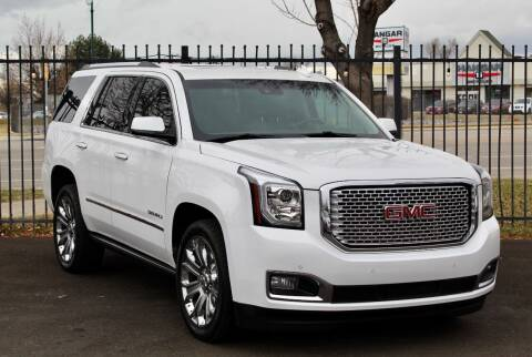 2016 GMC Yukon for sale at Avanesyan Motors in Orem UT