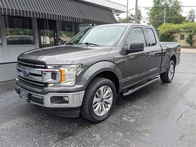 2019 Ford F-150 for sale at GAHANNA AUTO SALES in Gahanna OH