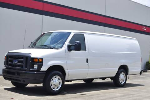2013 Ford E-Series Cargo for sale at Vision Motors, Inc. in Winter Garden FL