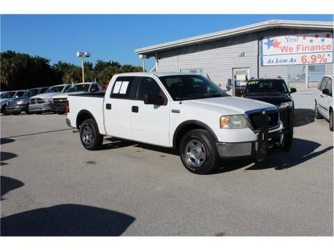 2008 Ford F-150 for sale at My Value Car Sales in Venice FL