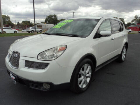 2006 Subaru B9 Tribeca for sale at Steves Key City Motors in Kankakee IL