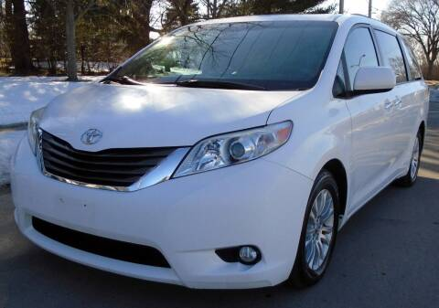 2011 Toyota Sienna for sale at Waukeshas Best Used Cars in Waukesha WI