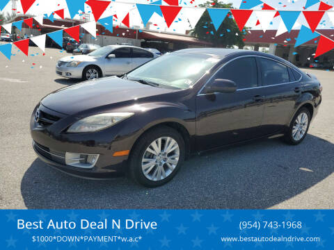 2009 Mazda MAZDA6 for sale at Best Auto Deal N Drive in Hollywood FL