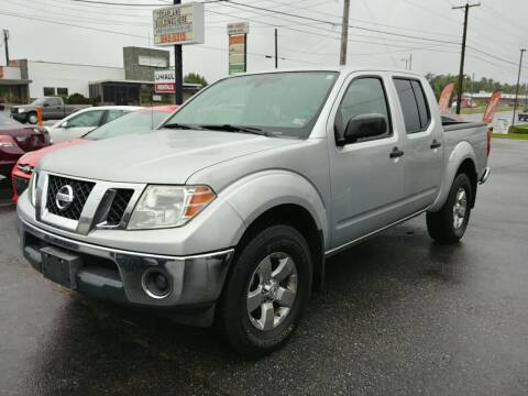2010 Nissan Frontier for sale at Regional Auto Sales in Madison Heights VA