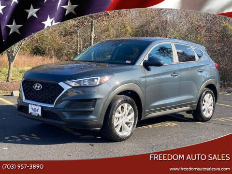 2020 Hyundai Tucson for sale at Freedom Auto Sales in Chantilly VA