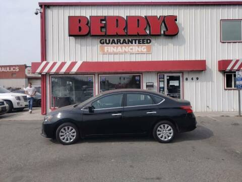 2018 Nissan Sentra for sale at Berry's Cherries Auto in Billings MT