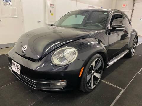 2012 Volkswagen Beetle for sale at TOWNE AUTO BROKERS in Virginia Beach VA
