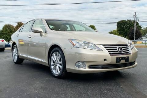 2012 Lexus ES 350 for sale at Knighton's Auto Services INC in Albany NY