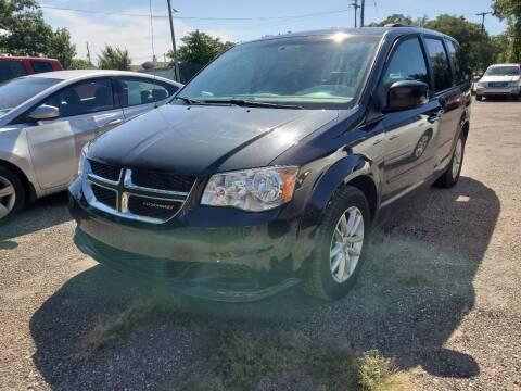 2015 Dodge Grand Caravan for sale at ASAP AUTO SALES in Muskegon MI