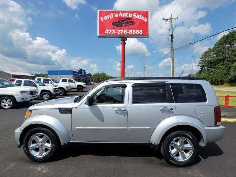 2008 Dodge Nitro for sale at Ford's Auto Sales in Kingsport TN