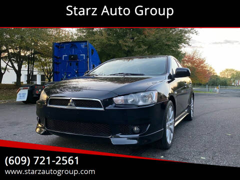 2009 Mitsubishi Lancer for sale at Starz Auto Group in Delran NJ