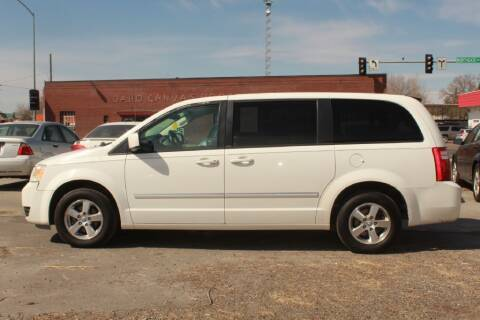 2008 Dodge Grand Caravan for sale at Epic Auto in Idaho Falls ID