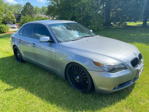 2004 BMW 5 Series for sale at Miro Motors INC in Woodstock IL