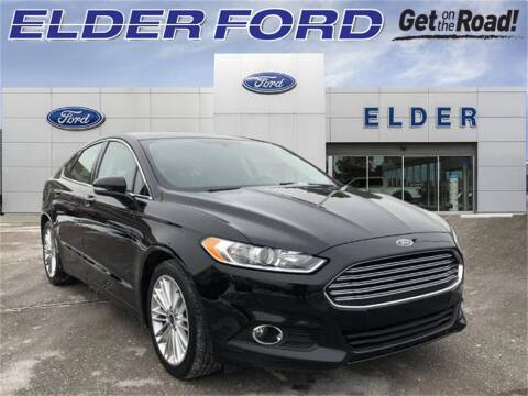 2016 Ford Fusion for sale at Mr Intellectual Cars in Troy MI