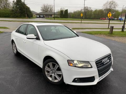 2012 Audi A4 for sale at Wyss Auto in Oak Creek WI