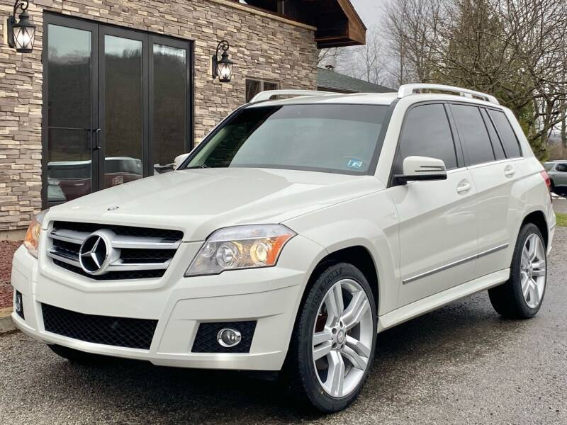 2012 Mercedes-Benz GLK for sale at Griffith Auto Sales in Home PA