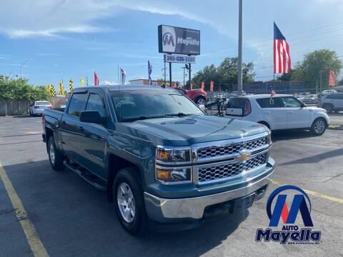2014 Chevrolet Silverado 1500 for sale at Auto Mayella in Miami FL