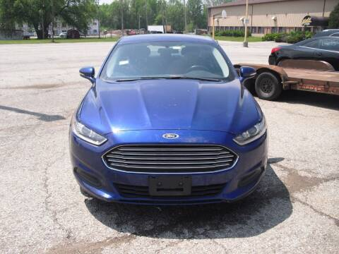 2015 Ford Fusion for sale at 1st Choice Auto Inc in Green Bay WI